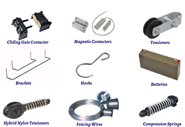Electric-fencing-accessories