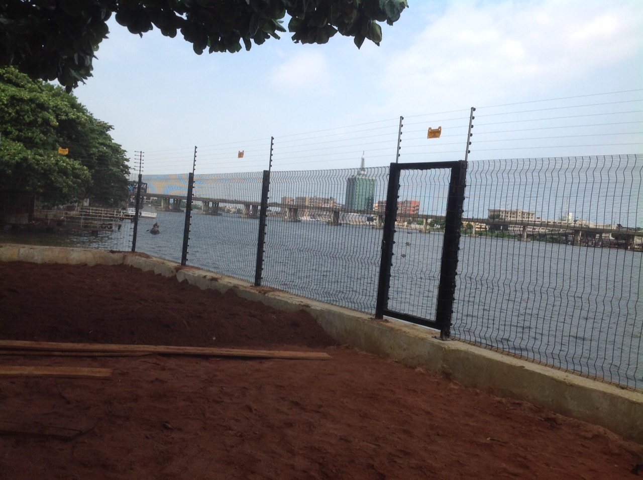 electric fence in nigeria