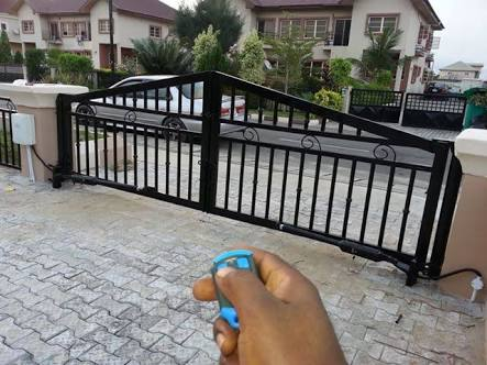 automatic gate dealers in lagos nigeria