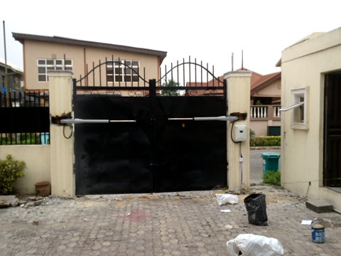 remote control gate in nigeria