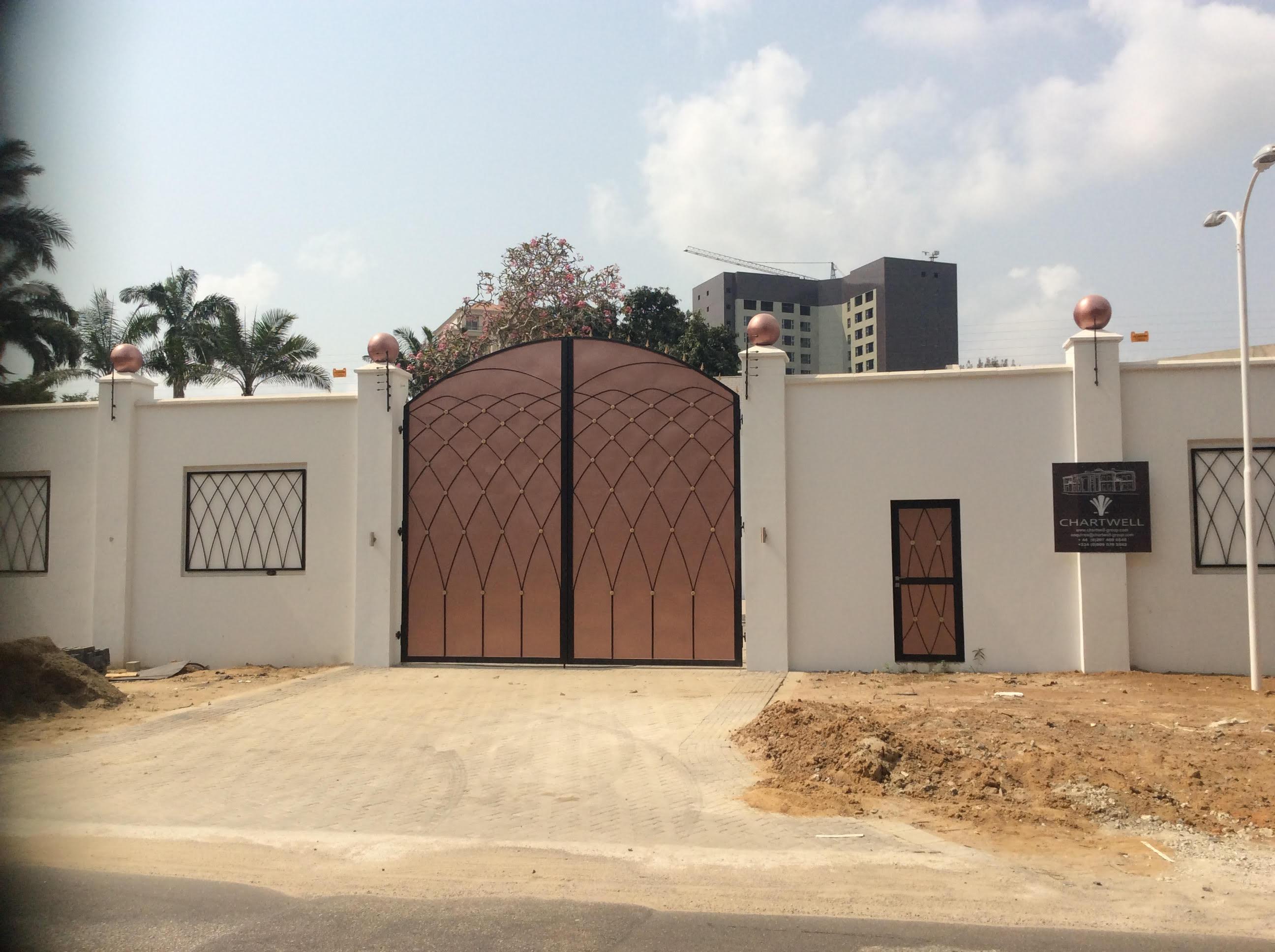 prices of gates in nigeria