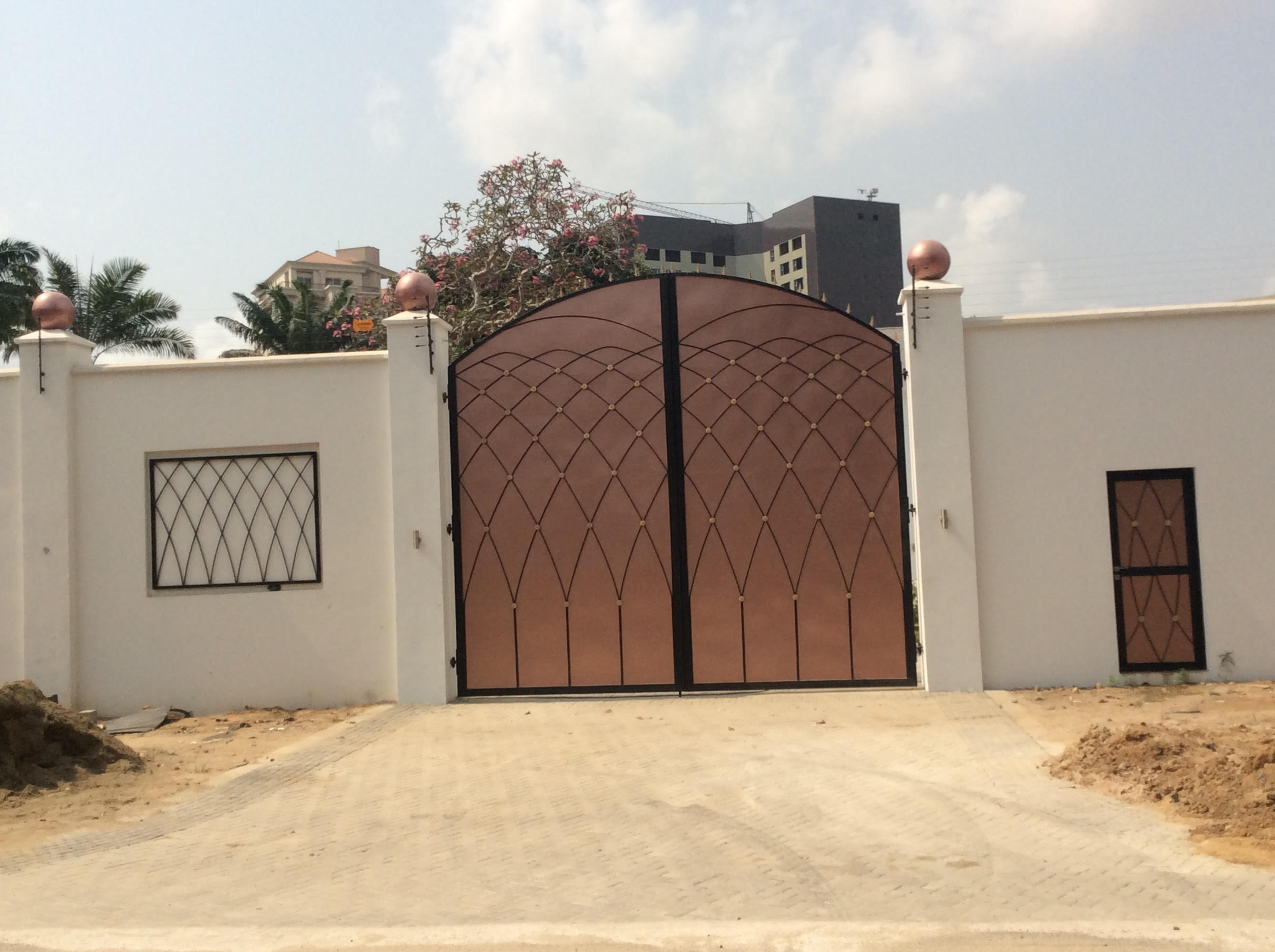 automatic gate opener in nigeria
