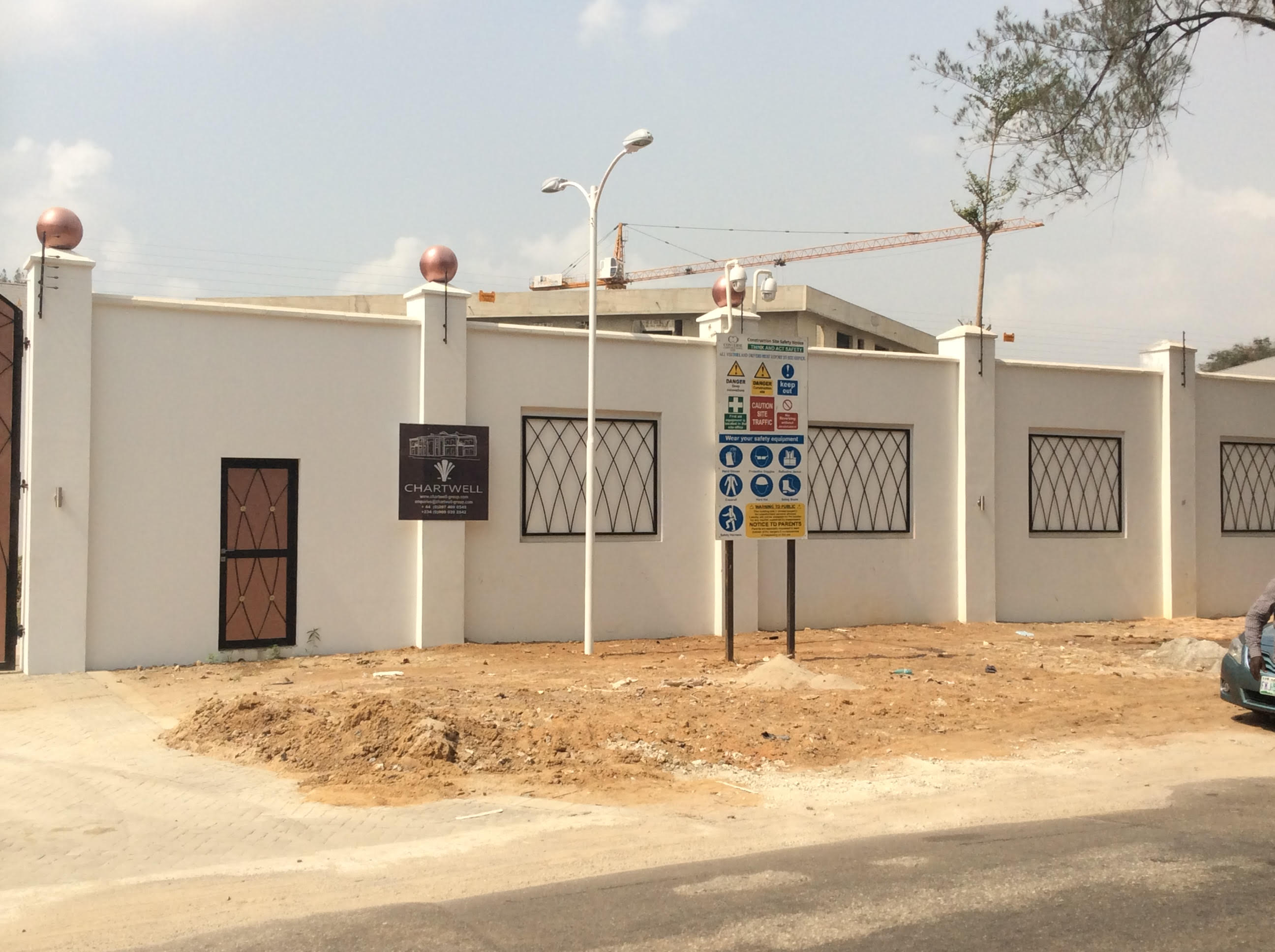 Electric fence agency in lagos nigeria